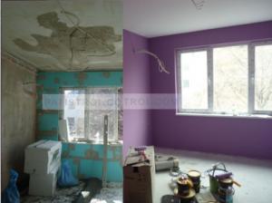 Вътрешен ремонт на стая