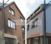 Външна изолация на къща - преди и след